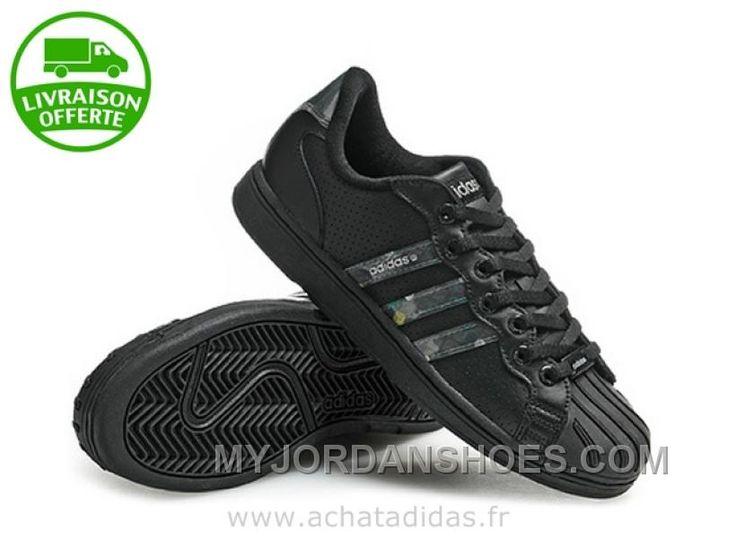 Adidas Noir Or Femme