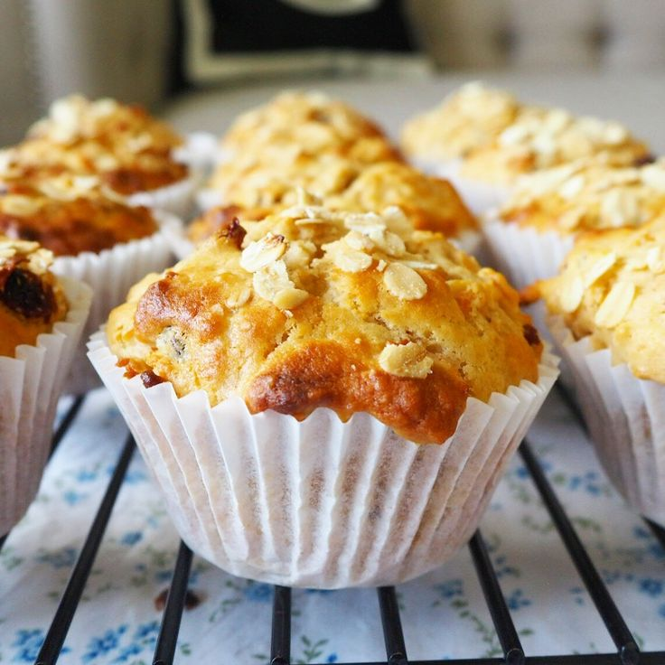 mighty morning muffins