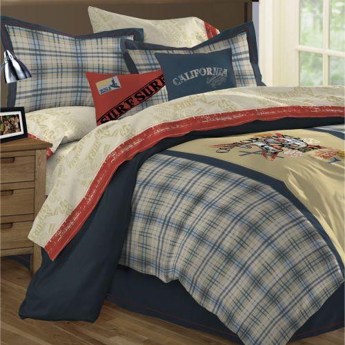 Best 25 teen boy bedding ideas on pinterest boy teen room ideas teen boy rooms and teen boy - Bedroom sets for boys ...