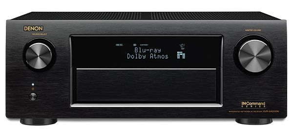 Denon AVR-X4200W A/V Receiver Review