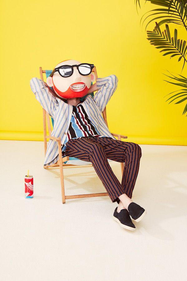 #Menswear #Holiday #Sun #Deckchair #Stripes #Geek #TheChicGeek