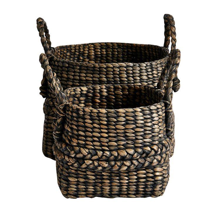 Basket New Black set