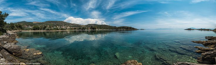 Kritharia Gulf, Volos, Greece - null
