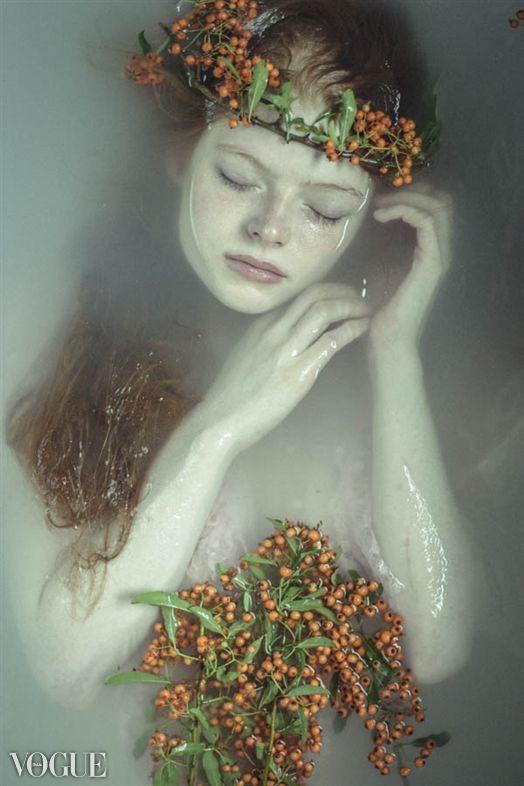 Elinleticia Högabo #Ohelia #inspiration #portrait