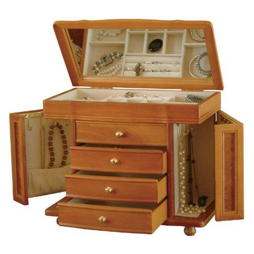 Jewelry Boxes At Kohl's 69 Best Wall And Overdoor Jewelry Organizers  Jewelry Boxes Too