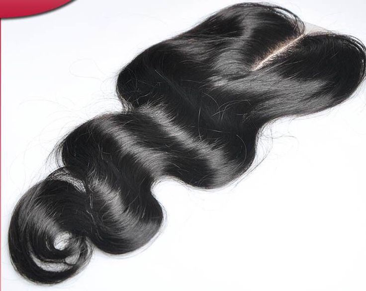 middle part body wave closure