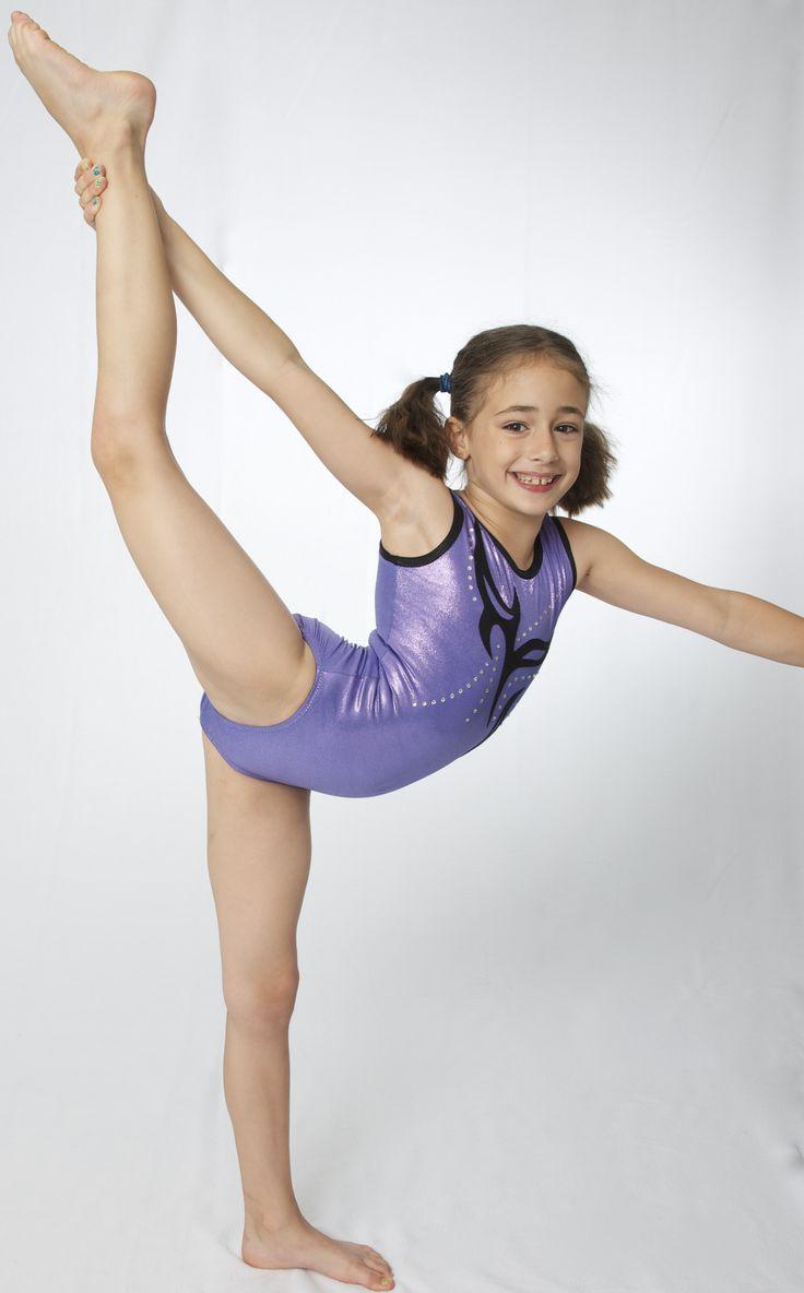 Young girl gymnastic photos 8