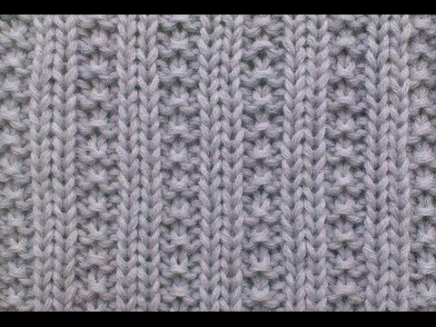 ВЯЗАНИЕ СПИЦАМИ БИСЕРНАЯ РЕЗИНКА №2!Подробное обьяснение Knitting - YouTube