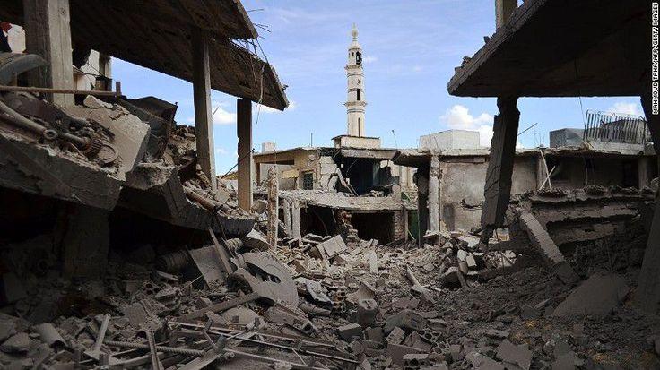 Amnistía Internacional Denuncia Que Rusia Mató A 200 Civiles En Siria