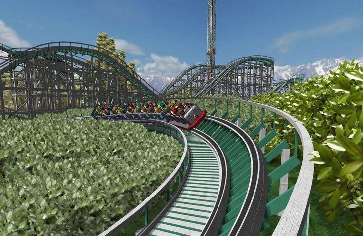 Theme Park Studio vyjde 25. listopadu   KeenGamer