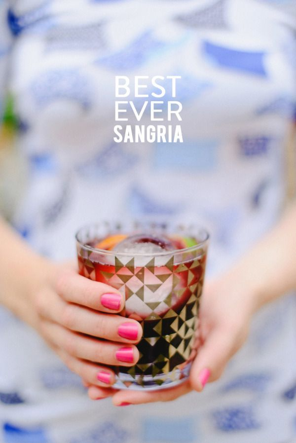 Sangria: http://www.stylemepretty.com/living/2014/11/03/20-perfect-for-entertaining-recipes/