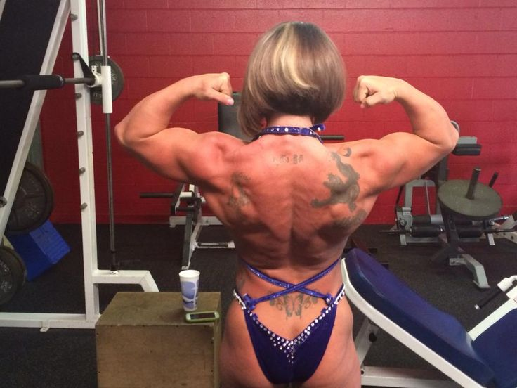 With brandi mae akers muscle morph was