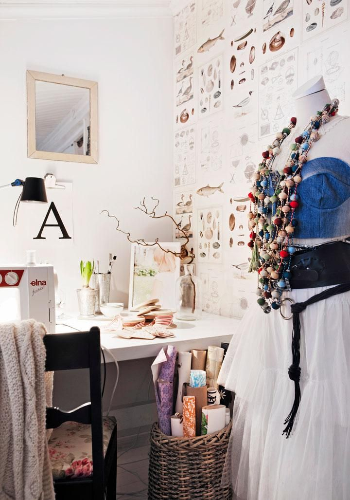 Julpyntat med naturen i Grönlunden – Hus & Hem