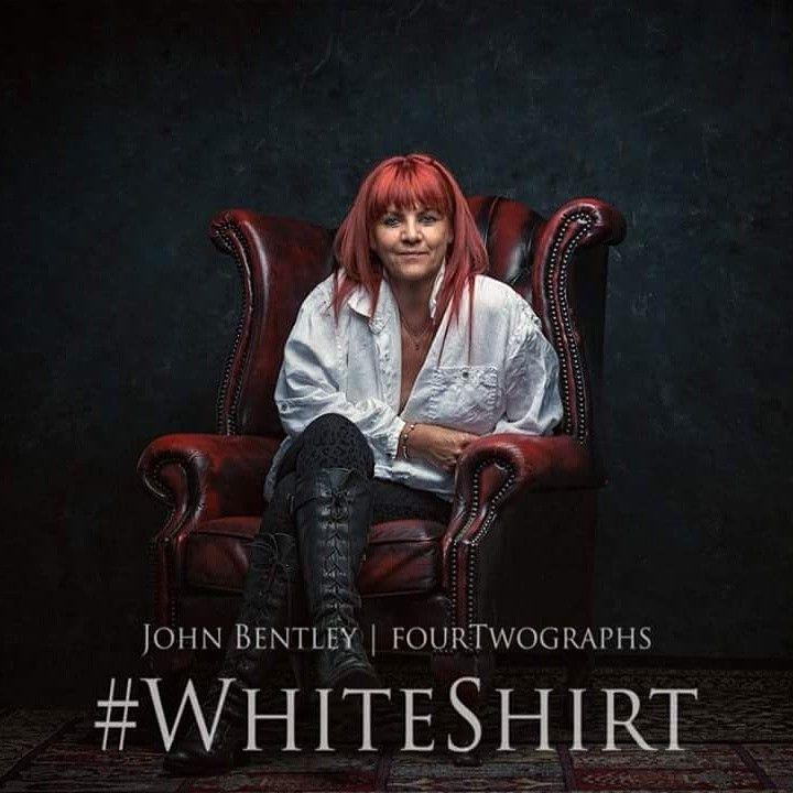 #johnbentley #whiteshirt  #fourtwographs #bolton.