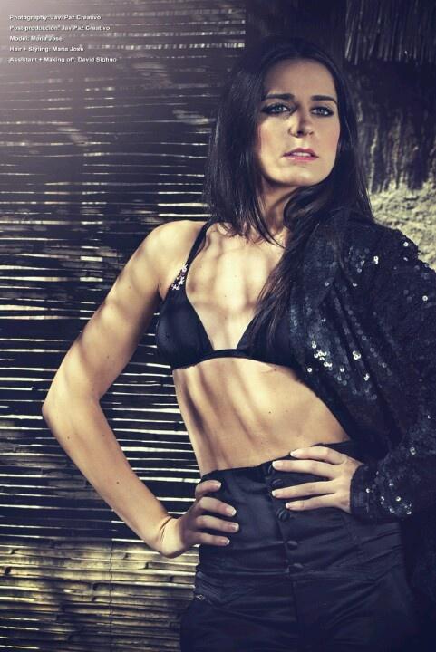 Photography: Javi Paz Model: M. Jose Make up/styling: M. Jose Post: JaviPazCreativo