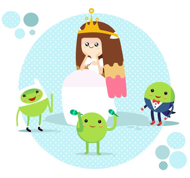 Soshi Time - Taeyeon and her Peas by F3P on DeviantArt