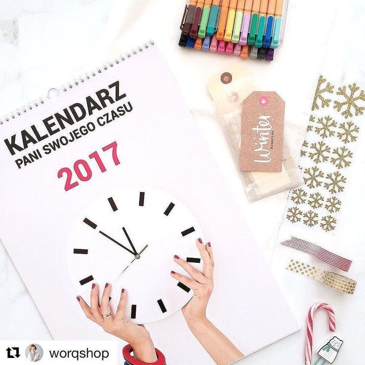 Tak się prezentuje kalendarz PSC u @worqshop  A Wy macie ostatnią szansę na jego nabycie i to z 50% zniżką!!! Dzisiaj bowiem mamy ostatni dzień jego wyprzedaży. A potem finito i koniec i kropka! Link w bio lub: kalendarz.paniswojegoczasu.pl #psc #kalendarz #kalendarzpsc #kalendarzpaniswojegoczasu #calendar #planowanie #plan #czas #goodmorningworld #goodmorninginsta #goodmorning #motywacja #dziendobry #dzieńdobry