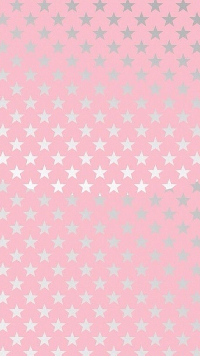 light pink star wallpaper - photo #5