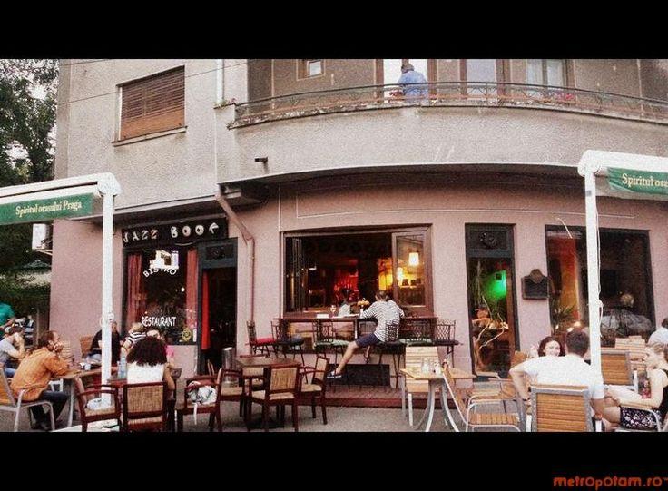Jazz Book - locul jazzy din Cotroceni unde se mananca bine | Unde Iesim in Oras?