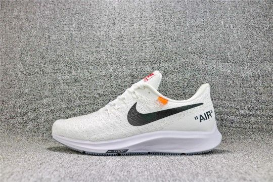 Off White x Nike Air Zoom Pegasus 35  White  942851-100  f431e4243
