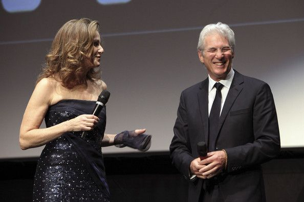 debra winger and richard gere relationship