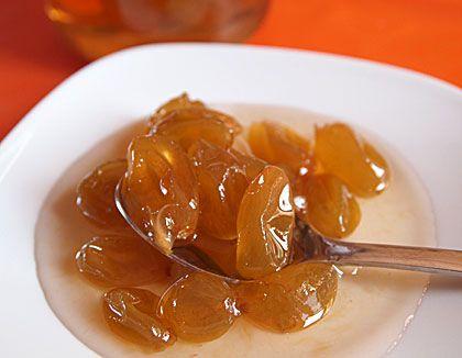 Σταφύλι γλυκό κουταλιού