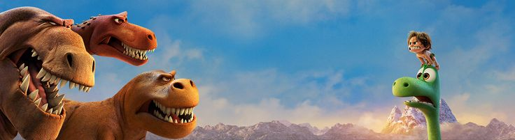 ''The Good Dinosaur'' asks the question: What if the asteroid that forever changed life on Earth missed the planet completely and giant dinosaurs never became extinct? Pixar Animation Studios takes you on an epic journey into the world of dinosaurs where an Apatosaurus named Arlo (voice of Raymond Ochoa) makes an unlikely human friend. While travelling through a harsh and mysterious landscape, Arlo learns the power of confronting his fears and discovers what he is truly capable of. Directed…