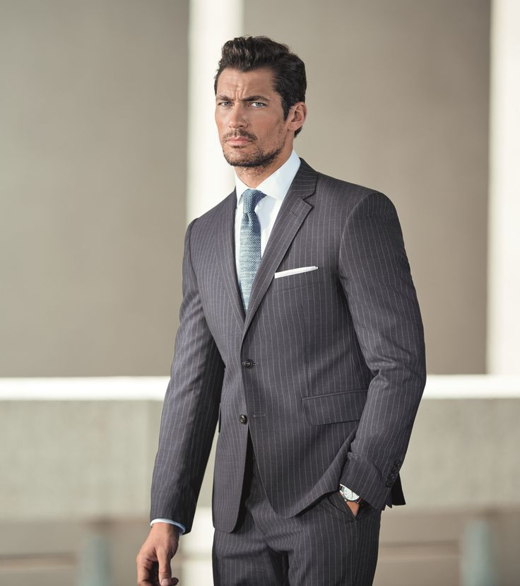 David Gandy Tumblr - Whether he's featured wearing a stylish suit or...