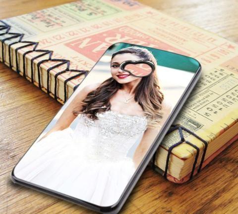Ariana Grande Red Lips HTC One M7 Case