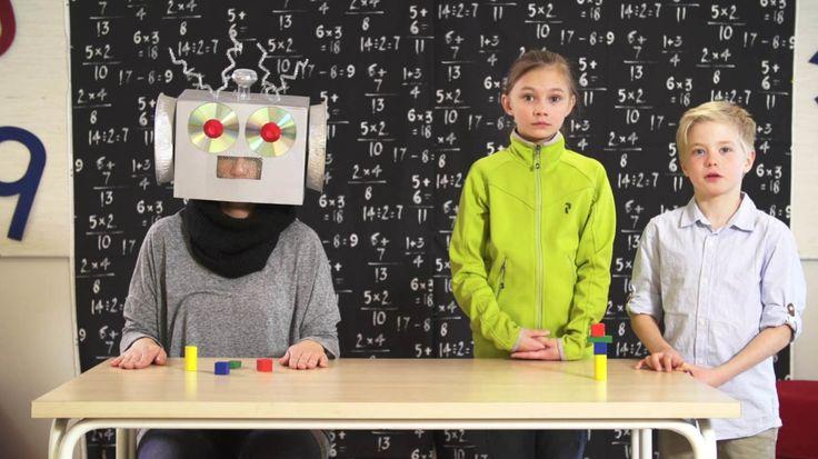 I den här filmen presenteras tankar om hur man kan introducera dataprogrammering i de lägsta årskurserna med praktiska metoder.  I och med LP 2016 ska dataprogrammering tas in som en del av matematikundervisningen. Filmen ska samtidigt inspirera till utomhusmatematik  Varför programmering? Diskutera i klasserna varför man ska lära sig att programmera i skolan? Det handlar bl.a. om att förstå den digitala världen och vilka möjligheter och begränsningar tekniken har, hjälpa oss att strukturera…