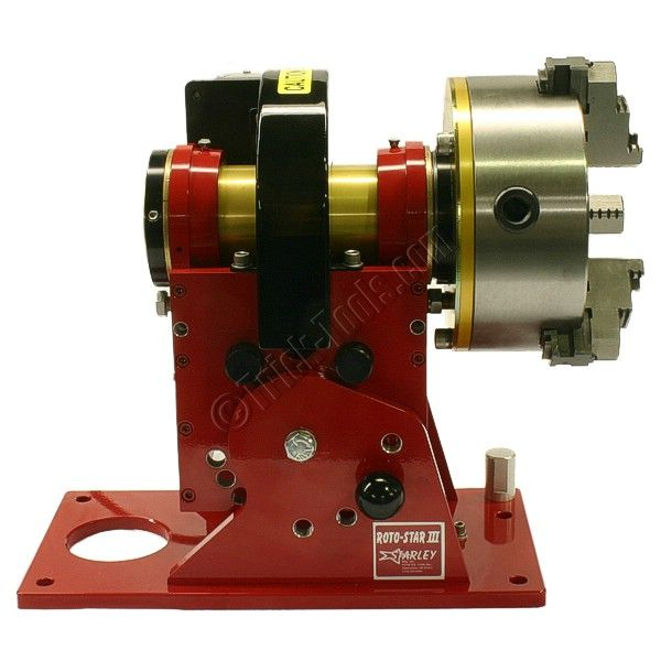 Roto3, Roto-Star Welding Positioner with 8 inch Chuck
