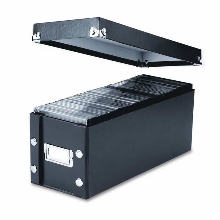 Alexia CD Storage Box