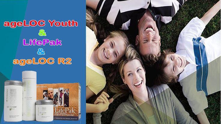 👍Nu Health Beauty - Español - NU SKIN ageLOC Youth, LifePak & R2🌻