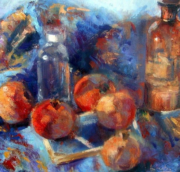 bodegones artisticos modernos | Pintura Bodegon 1 | Pinterest