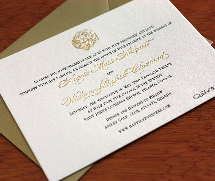 Formal Attire On Wedding Invitation: 100 Best Images About {invitation Style} Floral On