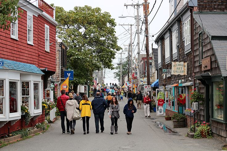 Quaint Maine Seaside Towns | ... something special about all the quaint gift shops and restaurants
