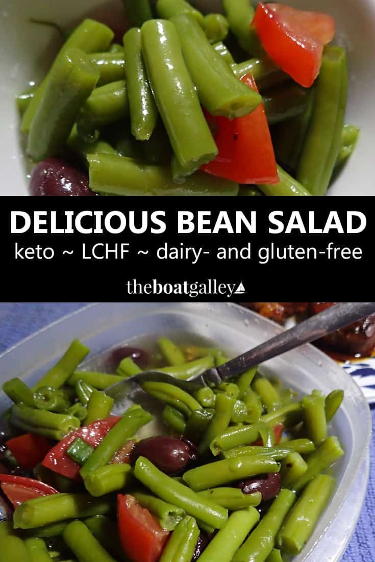 Keto Bean Salad Recipe Bean Salad Recipes Low Carb Beans Bean Salad