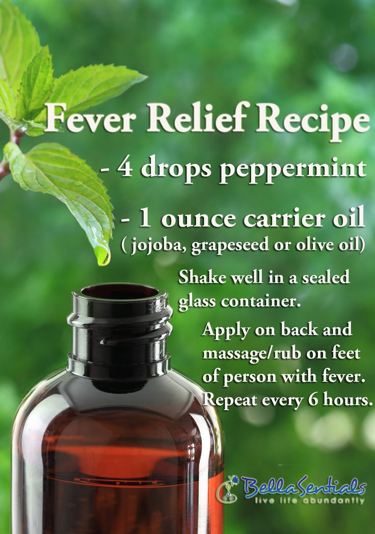 Is your child sick? Try this fever relief recipe. For more tips on essential oils and more info about BellaSentials Aromatherapy Oil Diffuser, go to www.bellasentials.com
