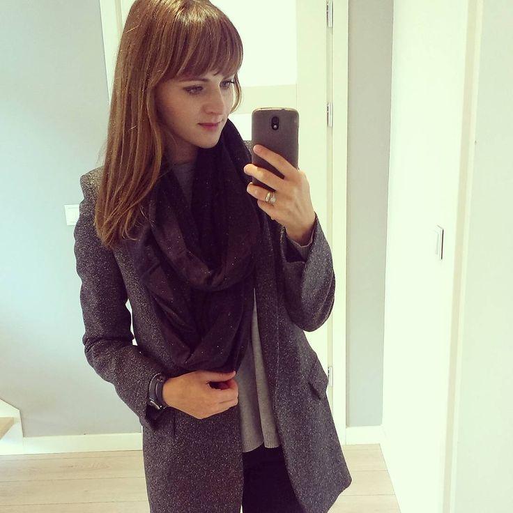 Dzień dobry bardzo :-) #florencebeauty #jesień #homesweethome #fall #ootd #jacket @zara__europe