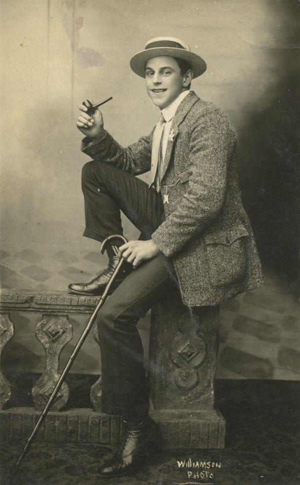 early 1900s fashion men - photo #23