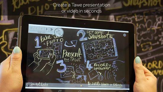 Tawe – miniaturka zrzutu ekranu