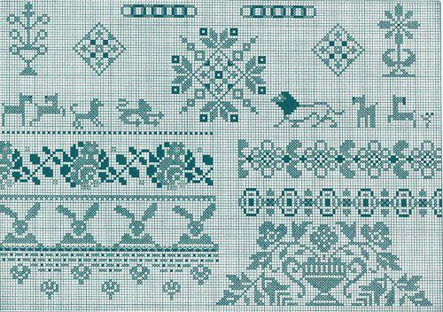クロス・ステッチ図案集 スウェーデンの伝統モチーフ (Nature's SKETCHBOOK) | マロリン バスティン, Marjolein Bastin |本 | 通販 | Amazon