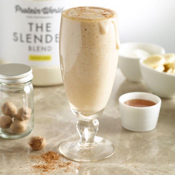 Slender Honey banana smoothie