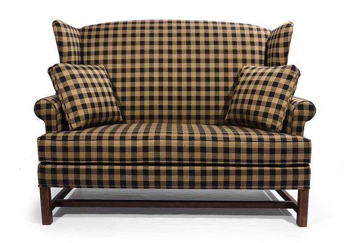 25 best ideas about plaid sofa on pinterest ethnic - Interior furniture warehouse buffalo ny ...