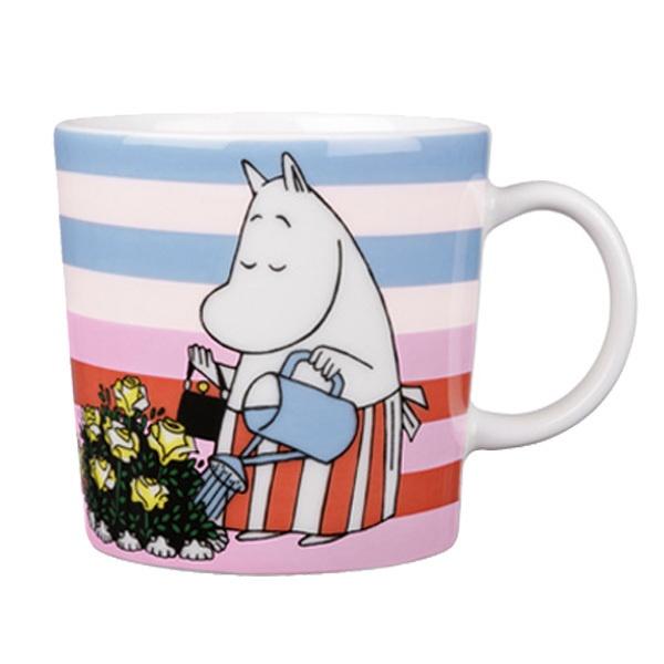 Moomin Mug 'Rose Garden' Summer 2010