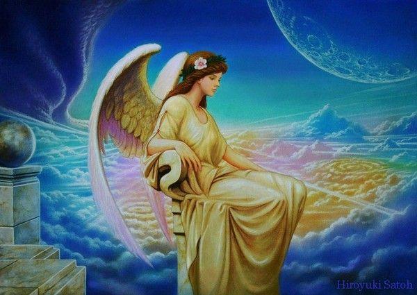 Image result for fantasy art by hiroyuki satou