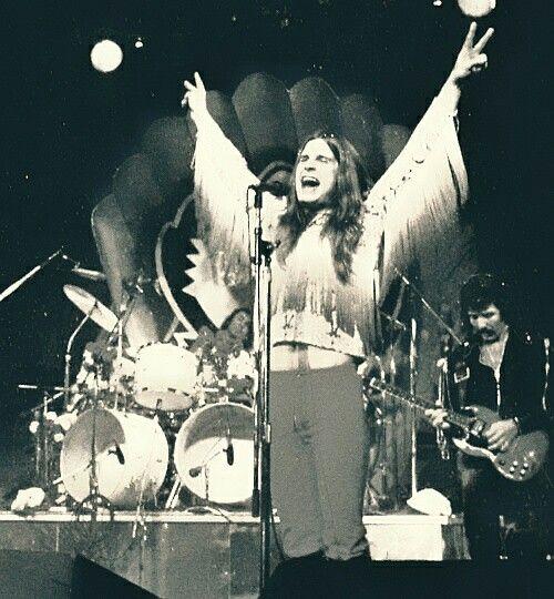 Black Sabbath with Ozzy Osbourne..........