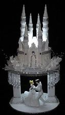 cinderella castle royal wedding cake topper 7 best cake decorations styrofoam toppers images on 12852