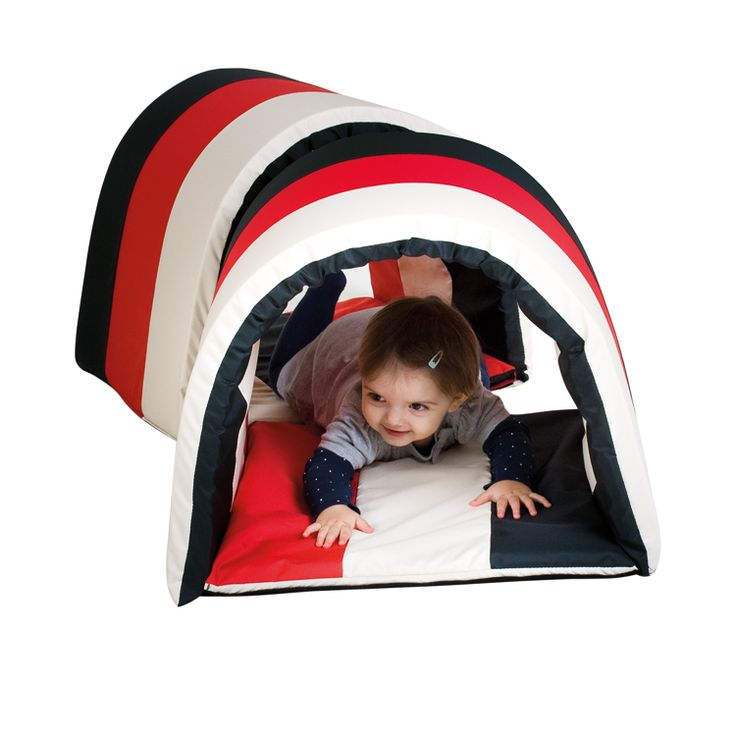 Black and White Baby Tunnel (small set)
