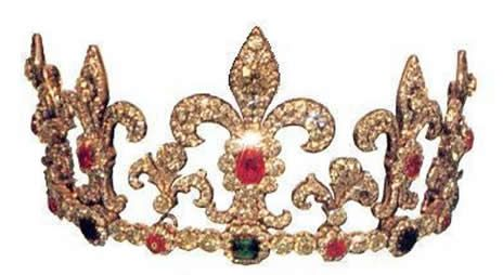 Ruby & Emerald & Diamond Tiara - Royal Family of Bulgaria